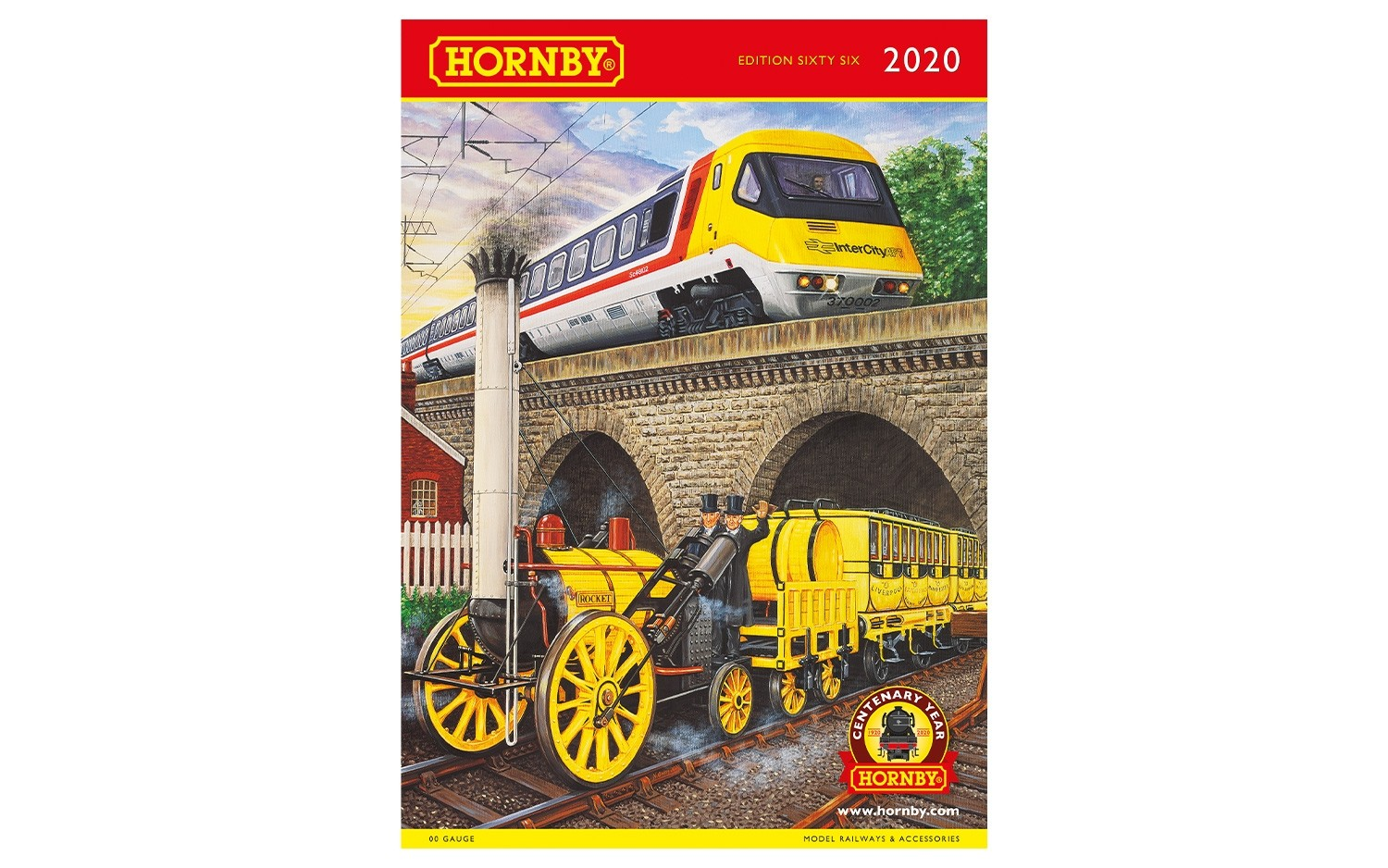 Hornby Catalogue 2020