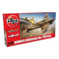 A05129 - Hawker Hurricane Mk.I Tropical (1:48)
