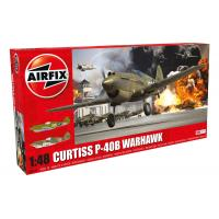 A05130 - Curtiss P-40B Warhawk (1:48)