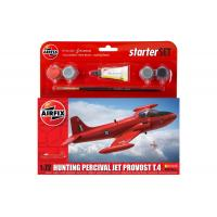 A55116 - Hunting Percival Jet Provost T.4 Starter Set (1:72)