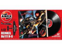 "Airfix - A07007A - Heinkel He111 H-6 Motörhead ""Bomber"" Special (1:72 Scale)"