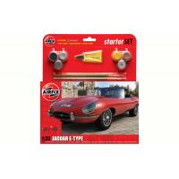 Jaguar E-Type Starter Set (1:32)