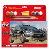 Ford Fiesta RS WRC Starter Set (1:32)