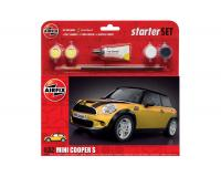 Airfix - A55310 MINI Cooper S - Large Starter Set (1:32)