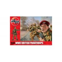 WWII British Paratroops (1:32)