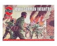Airfix - A00705V - WWII German Infantry (1:76 Scale)