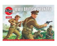 Airfix - A00763V - Vintage Classics WWII British Infantry N. Europe (1:76)