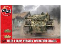 Airfix - A1354 - Tiger-1 Early Version - Operation Citadel (1:35 Scale)