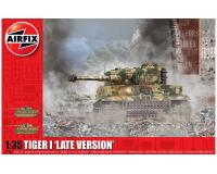 Airfix - A1364 - Tiger-1, Late Version (1:35 Scale)