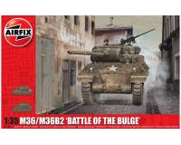 Airfix - A1366 - M36/M36B2 Battle of The Bulge (1:35 Scale)