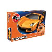 Lambourghini Aventador LP700-4 (Orange)