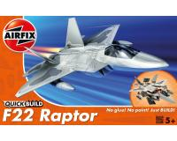 Airfix Quickbuid - F22 Raptor