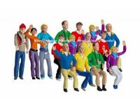 Carrera - CA21128 - Set of Figures Fans (1:32 Scale)