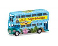 Corgi - CC82333 - The Beatles - London Bus - Yellow Submarine (1:64 Scale)
