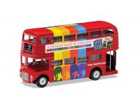 Corgi - CC82334 - The Beatles - London Bus - A Hard Days Night (1:64 Scale)