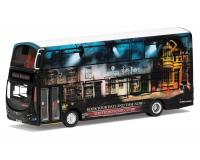 Corgi Original Omnibus - OM46513 - Wright Eclipse Gemini 2 - Mullany's Buses - Harry Potter Warner Bros. Studio Tour London (1:76 Scale)