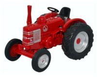 Oxford Diecast - 76FMT003 Field Marshall Tractor Red (1:76)