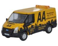 Oxford Diecast - 76FT016 - Ford Transit MkV SWB Low Roof AA (1:76)
