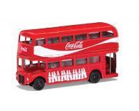 Corgi - GS82332 - Coca-Cola® London Bus (1:64 Scale)