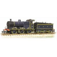Graham Farish - 372-060K Midland Class 4F 58 S&DJR Blue (Exclusive to Bachmann Collectors