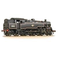 Bachmann Branchline - 32-360A BR Standard Class 4MT Tank 80104 BR Lined Black Late Crest
