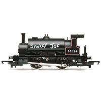 Hornby - R3064 BR Black 0-4-0 Smokey Joe No 56025