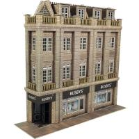 Metcalfe - PO279 - OO/HO Scale Low Relief Department Store