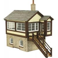 Metcalfe - PO330 - OO/HO Scale GWR Signal Box