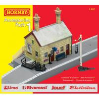 Hornby - R8227 Accessories Pack 1