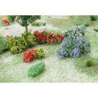 Railway Scenery 00674 - Flowering Bushes