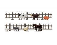 Hornby R7121 SkaleScenics Cows Pack OO Gauge 1:76 Scale