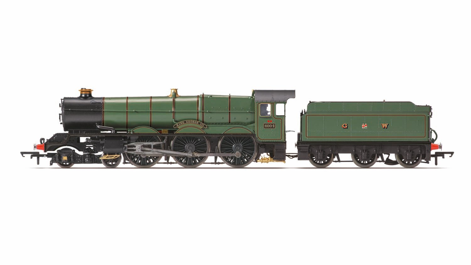 Hornby - R3516 The Final Day - GWR 4-6-0 6000 King Class