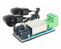 DCC Concepts - DCP-SPS12 - 12v DC Split Power Supply Kit. (inc PCB and 2x Universal Wall Plugs)