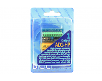 DCC-Concepts - DCD-AD1HP - Cobalt iP DCC Decoder Stall Motor Drive Type (1 Output/High Power)