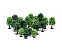 Hornby - R7198 - Skale Scenics Hobby' Assorted Deciduous Trees