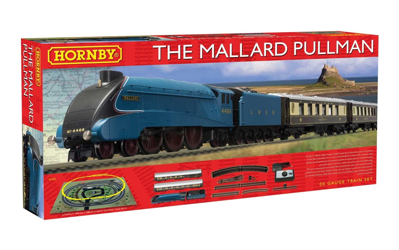 Hornby R1202 Mallard Pullman Train Set Exclusive To Uk