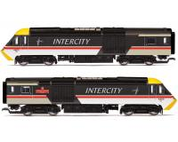 Hornby - R3602TTS BR Intercity Class 43 HST 'Valenta' Powered Train Pack - Era 8