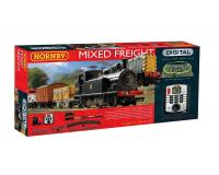 Hornby - R1126 Mixed Freight Digital Train Set