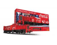 Hornby - R1233 - The Coca Cola Christmas Train Set (00 Gauge)