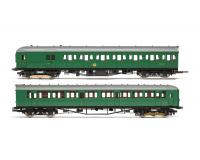 Hornby - R3699 BR, 2-HIL, Unit 2611; (HAL) DMBT No. 10729 and (BIL) DTC(L) No. 12146 - Era 5