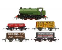 Hornby Sovereign - R3936 - Lord of the Freight Train Pack (00 Gauge)
