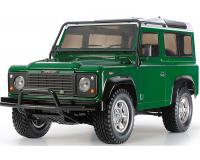 Tamiya - 58657 - Land Rover Defender 90 (1:10 Scale) CC-01 (R/C Kit)
