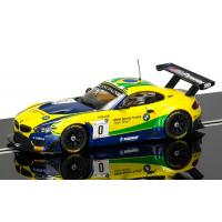 Scalextric - C3721 - BMW Z4 GT3 - BMW Sports Trophy Team Brasil, No.0