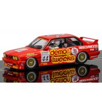 Scalextric - C3739 - BTCC BMW E30 M3 - Roland Ratzenberger, Brands Hatch 1988