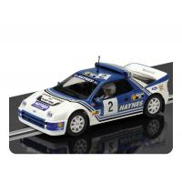 Scalextric - C3407 - Ford RS200 - Haynes Livery