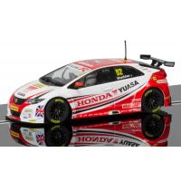 Scalextric - C3783 - BTCC Honda Civic Type R - Gordon Shedden 2015