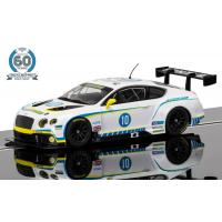 Scalextric - C3831A - Scalextric 60th Anniversary Collection - 2010s, Bentley Continen
