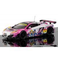 Scalextric - C3849 - McLaren 12C GT3 Autobacs Super GT Series 2015 Pacific Racing (Anime)