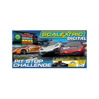 Scalextric Digital Pit Stop Challenge - 3 McLaren MP4-12C Cars