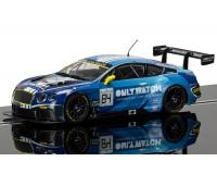 Scalextric - C3846 - Bentley Continental GT3, Team HTP Blue